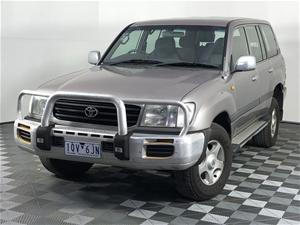 2001 Toyota Landcruiser GXL (4x4) HDJ100