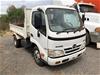 2010 Hino Dutro 614 4x2 Tipper Truck (Pooraka, SA)