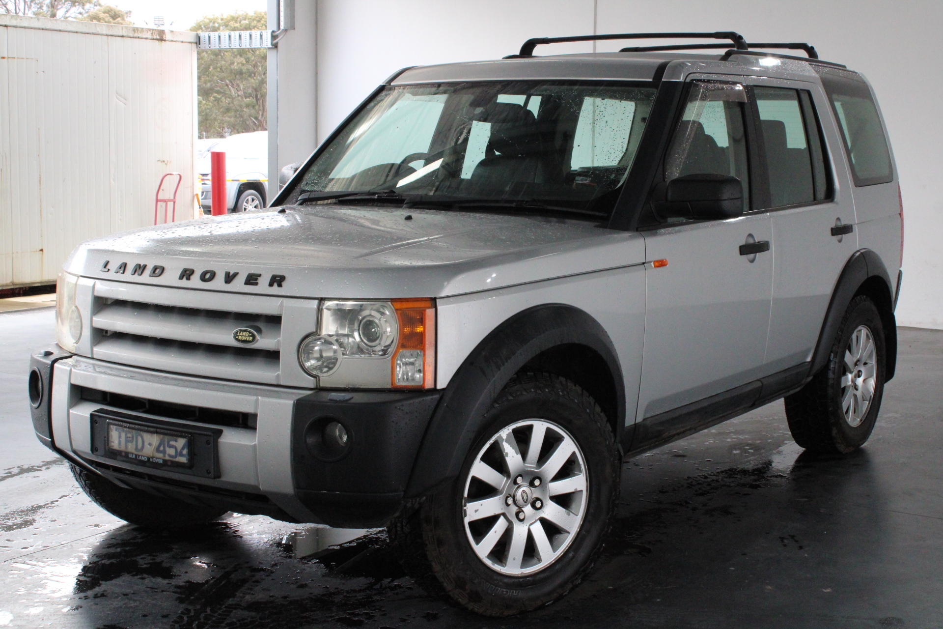 2005 Land Rover Discovery 3 HSE Series III T/D Automatic 7 Seats Wagon