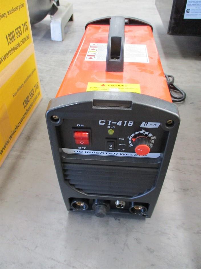 Nevada Pro CT-416 Welding Machine and Cart