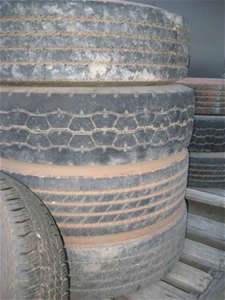 Truck Tyres x 4