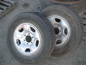 4x4 Tyres and Rims x 2