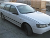 2003 Ford BA FALCON Station Wagon