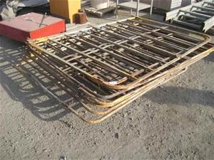 7 x Semi-trailer Gates