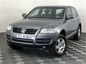 2005 Volkswagen Touareg R5 TDI 7L Luxury