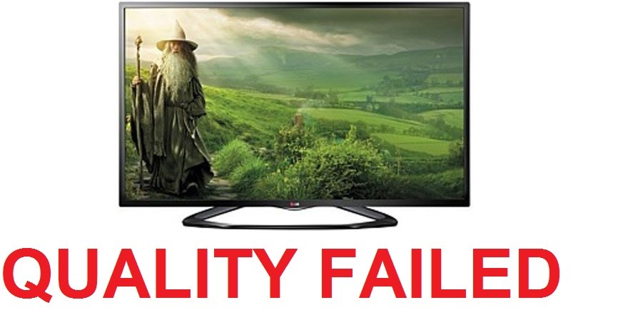 LG 55inch Full HD Smart LED LCD TV Built-in WiFi (55LN5710)