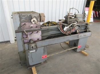 McPhersons Enterprise 1550 Lathe