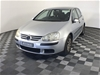 2004 Volkswagen Golf 2.0 FSI Comfortline 1k Manual Hatchback