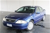 2000 Ford Fairmont AUII Dual Fuel Automatic Sedan