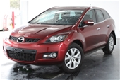 Unreserved 2007 Mazda CX-7 Luxury AWD Automatic Wagon