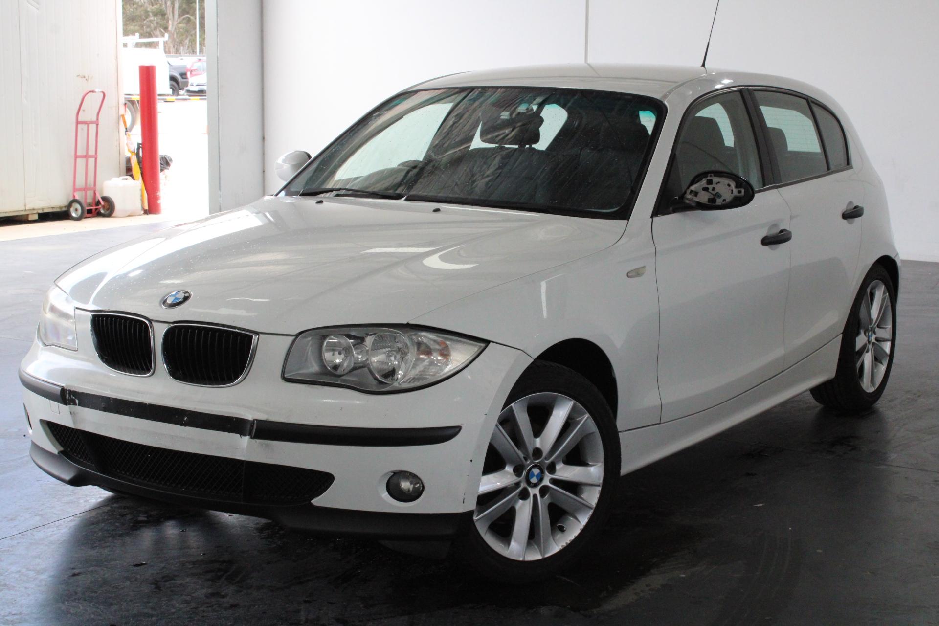 2006 BMW 1 16i E87 Manual Hatchback