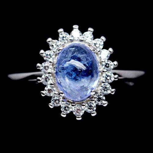 Genuine Tanzanite Ring.