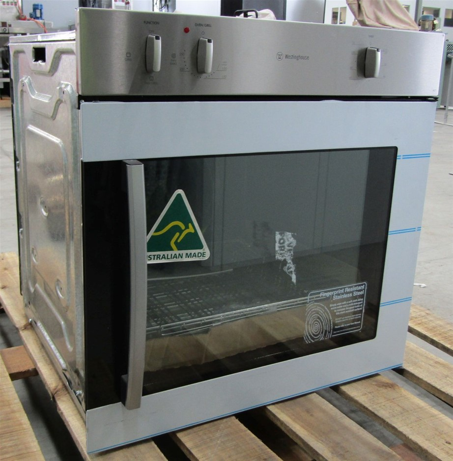 Westinghouse PORS663S-R 60cm Electric Built-In Oven