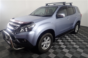 2014 Isuzu MU-X 4x2 LS-U Turbo Diesel Au