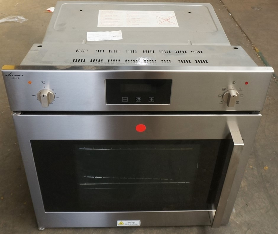 Euro Appliances ESM60SOTSX-60cm Side Opening Multifunction Oven