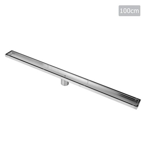 Cefito 1000mm Stainless Steel Insert Sho