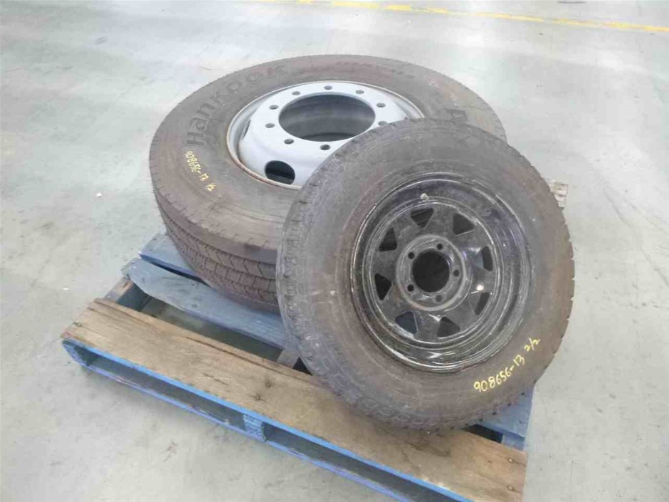 Car and Truck Wheel