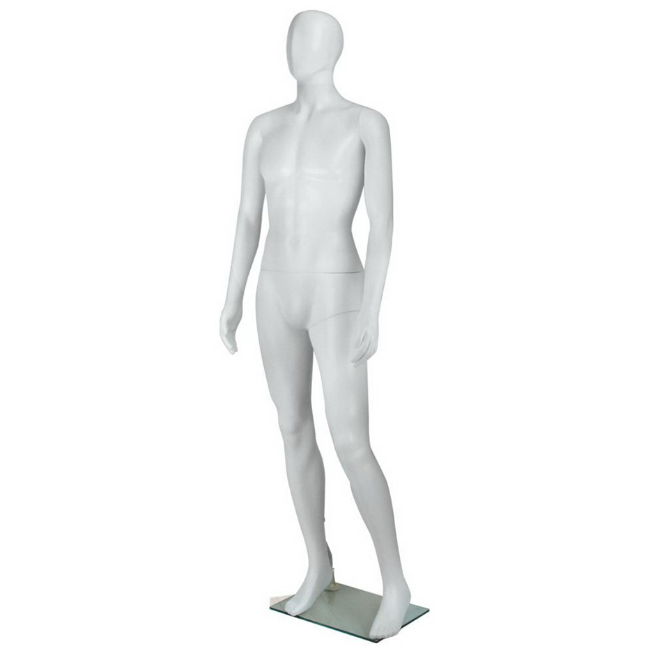 Full Body Male Mannequin Clothes Display Dressmaking Window Showcase