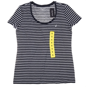 2 x Women`s NAUTICA Crew-Neck T-Shirts,