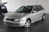 Unreserved Ford Laser SR KQ Automatic Hatchback