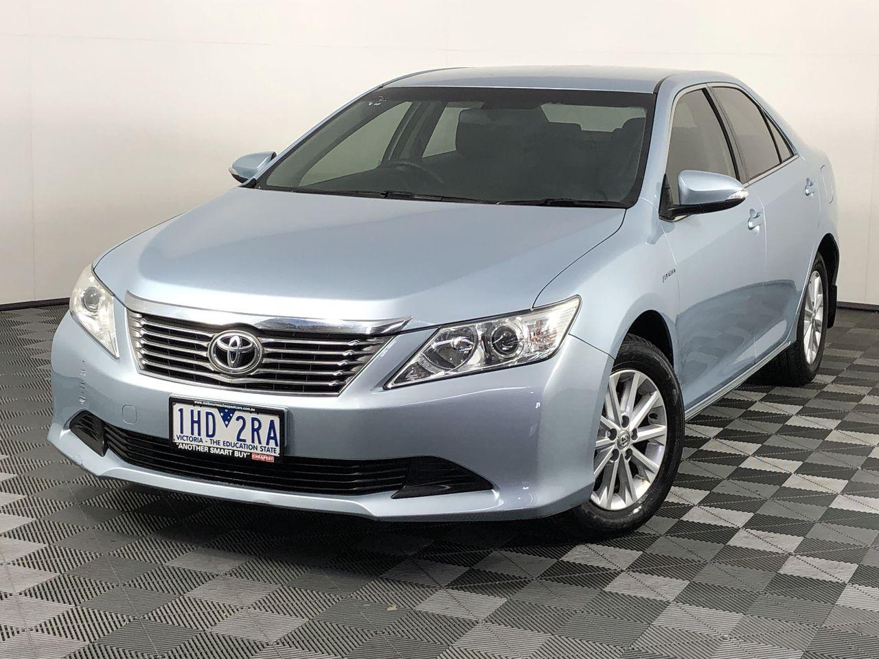 2012 Toyota Aurion AT-X GSV50R Automatic Sedan