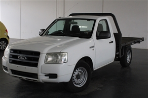 2007 Ford Ranger XL (4x2) PJ Turbo Diese