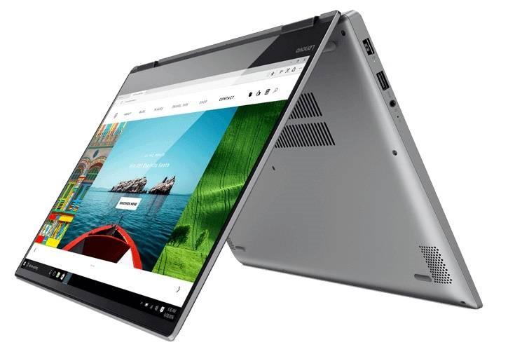 Lenovo Yoga 720-15IKB 15.6-inch Notebook, Gray