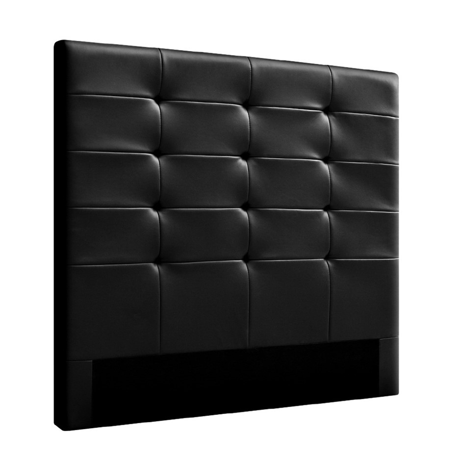 Artiss DOUBLE Size Bed Head Headboard BENO Upholstered Leather Base/Frame