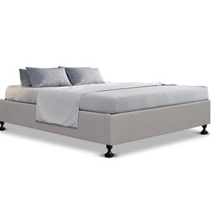 Artiss King Single Size Bed Base Frame M