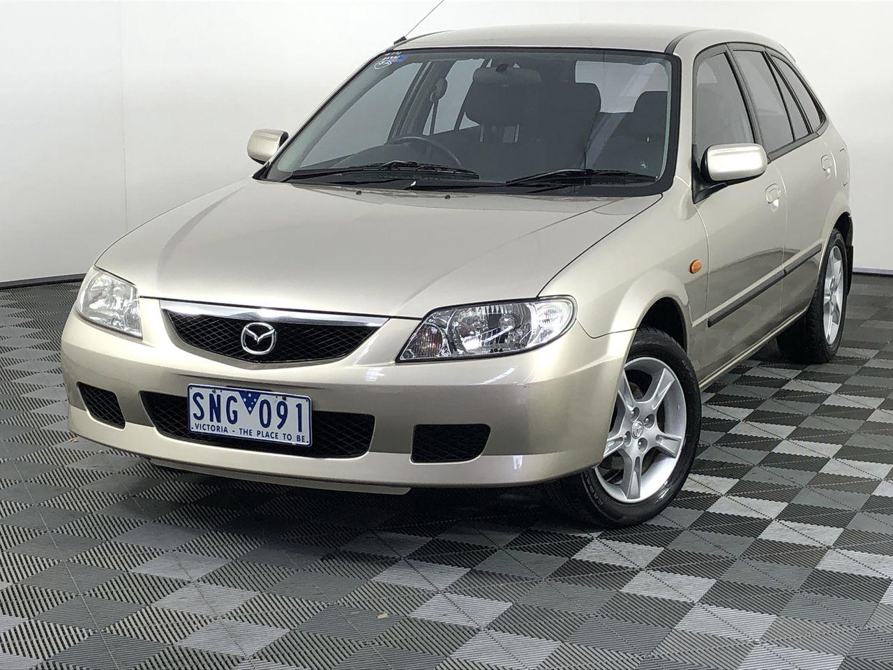 2003 Mazda 323 Astina Shades BJ Manual Hatchback