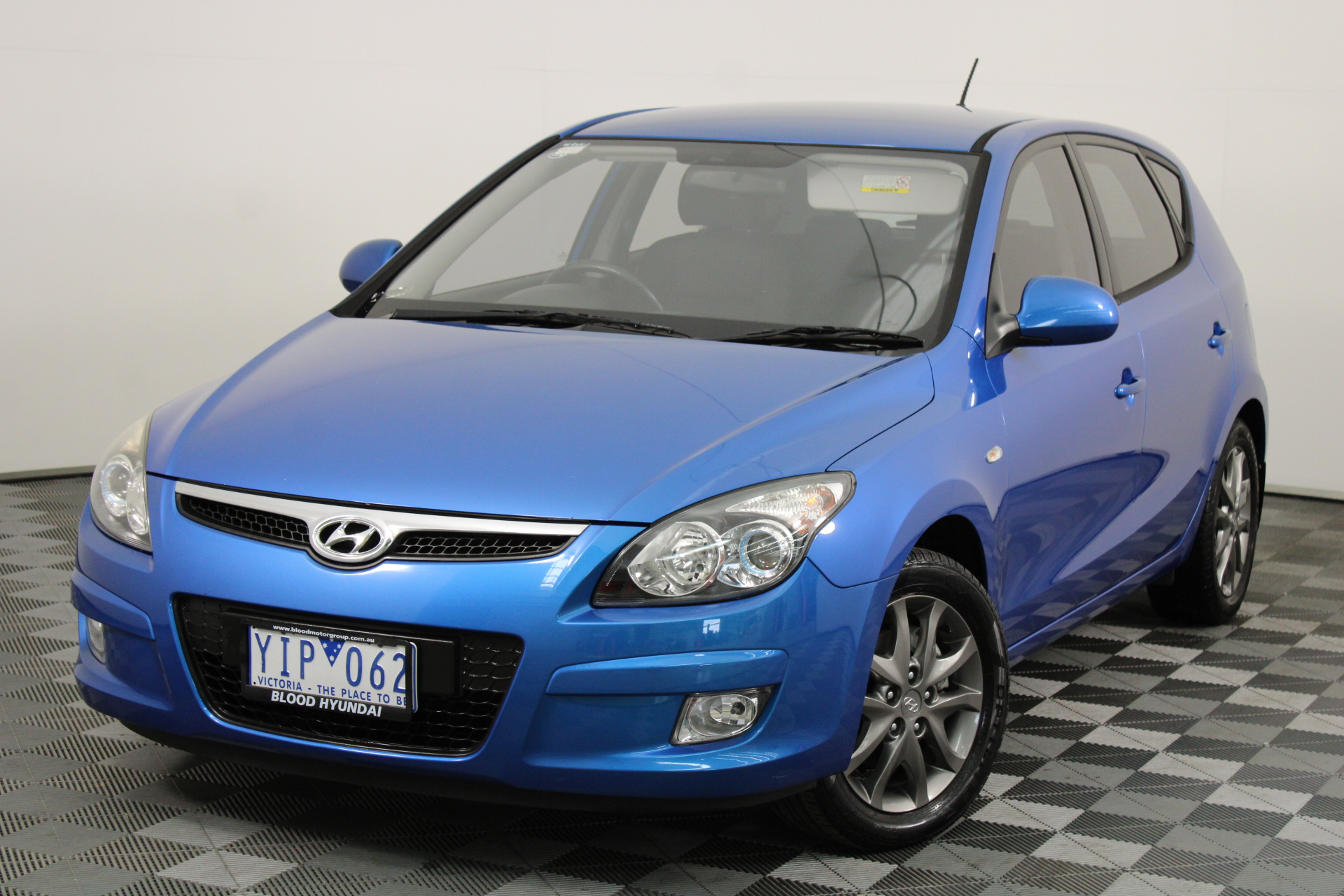 2011 Hyundai i30 SLX FD Manual Hatchback