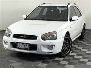 2005 Subaru Impreza GX (AWD) G2 Manual H