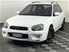 2005 Subaru Impreza GX (AWD) G2 Manual Hatchback