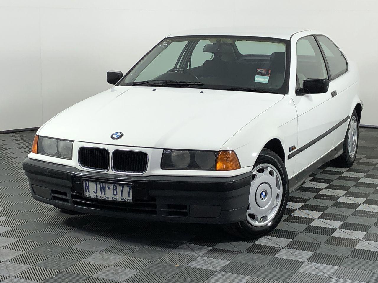 1995 BMW 3 16i Compact E36 Automatic Hatchback