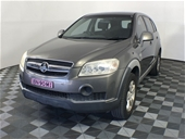 2008 Holden Captiva SX (FWD) CG Turbo Diesel Automatic Wagon