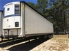 2001 Maxitrans SB3 Triaxle Pantech/Refrigerated Trailer