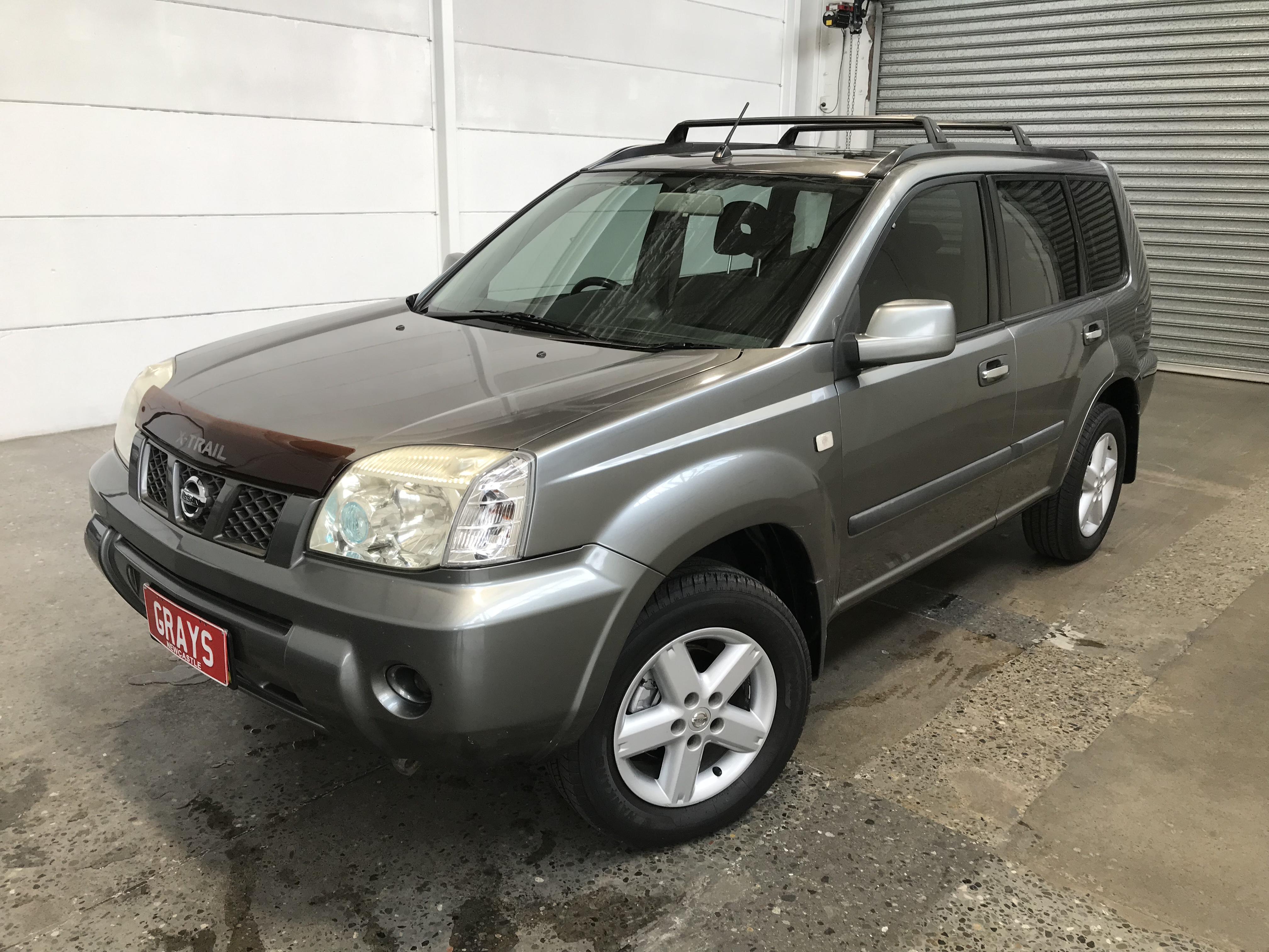 2006 Nissan X-Trail St-s extreme(4x4) T30 Automatic Wagon
