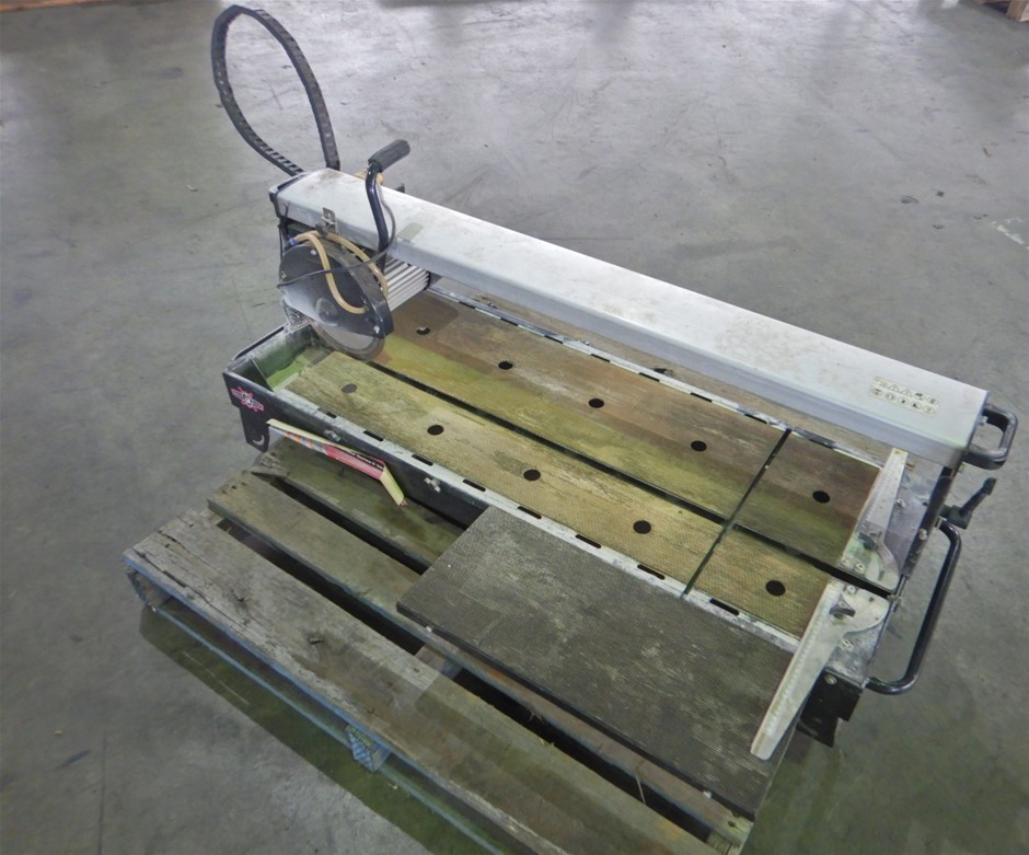 Precision Saws CEN1000S2 Electric Tile Cutter Saw (Pooraka, SA)