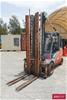 2005 3.5 Tonne Linde H33T 4 Wheel Counter Balance Forklift