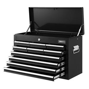 Giantz 10-Drawer Tool Box Chest Cabinet