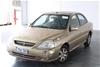 2005 Kia Rio LS BC Automatic Sedan (WOVR)