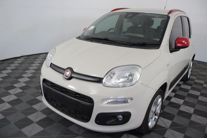 2013 Fiat PANDA LOUNGE Hatchback 118,001km