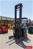 2013 1.6 Tonne Nissan UMS160DTFVRE89J Ride-on Reach Truck
