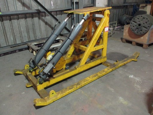 Fabricated Winch Frame