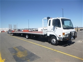 3 x Trucks & 4x Toyota Hiace Vans