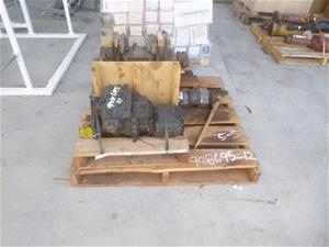 Pallet of 5 x Motors