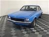 Original Holden Torana SLR Factory Azura Blue, Factory Manual, Matching No.