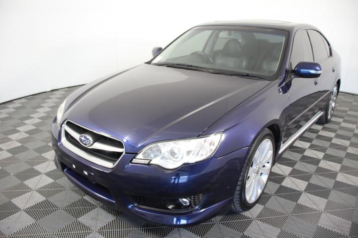 2006 Subaru Liberty 3.0R Spec B Automatic Sedan