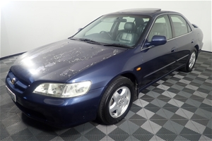 2000 Honda Accord V6-L 6th Gen Automatic
