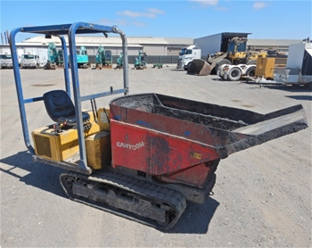 S100 Canycom Tracked Dumper